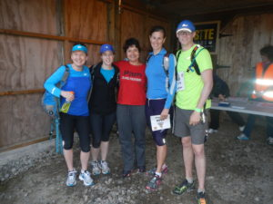 An alpine adventure – a tale from the trail