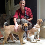 Andrea Jordan - volunteer - Care for Dogs
