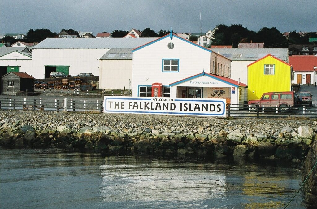 Falkland Islands (where oh where have the penguins gone??)
