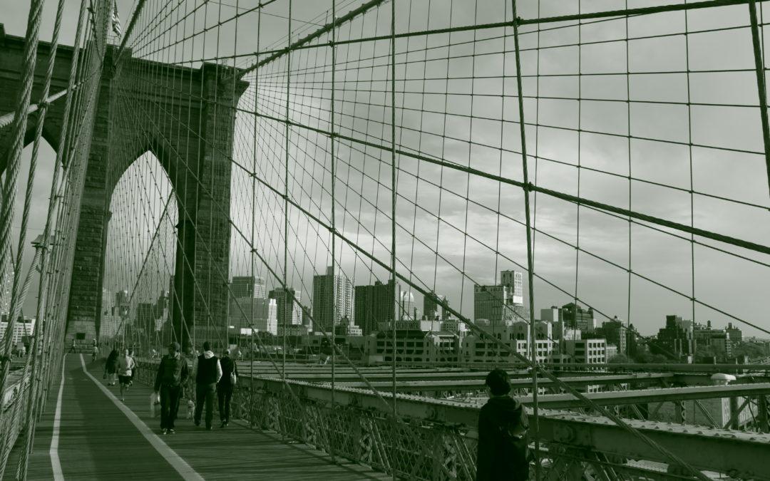 Brilliant Brooklyn Bridge