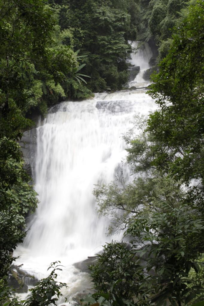 Sirithan Waterfall