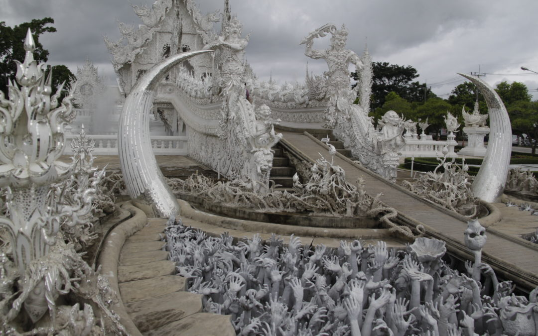 The White Temple – simply extraordinary!