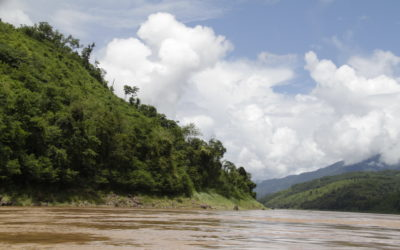 From Chiang Mai to Luang Prabang (by slow boat)