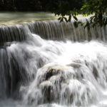 Kuang Si Waterfalls (watch out for the bears!) (Laos)