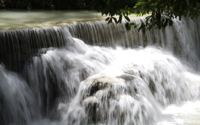 Kuang Si Waterfalls (watch out for the bears!)