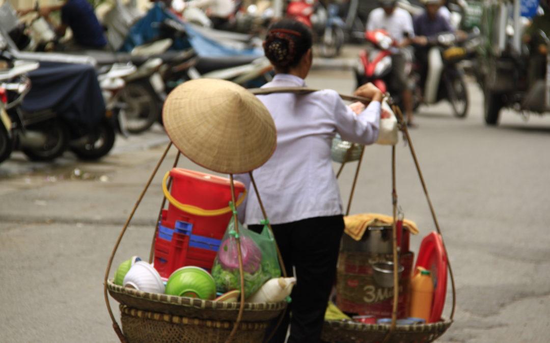The Chaos of Hanoi