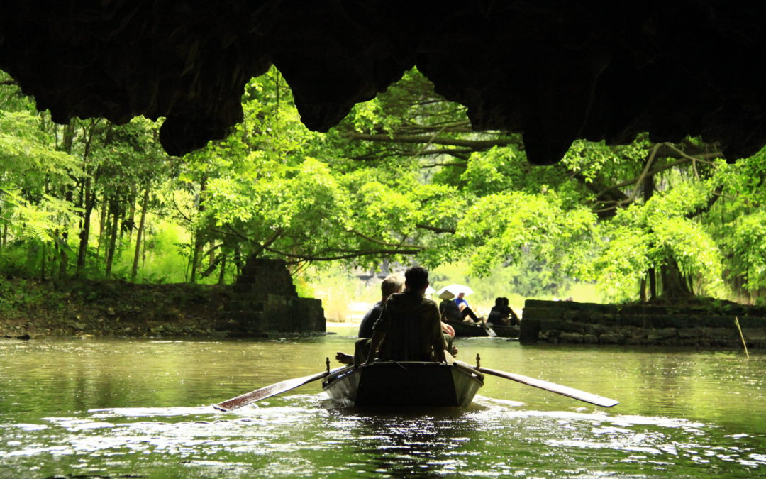 Tam Coc (Three Caves) (Vietnam)