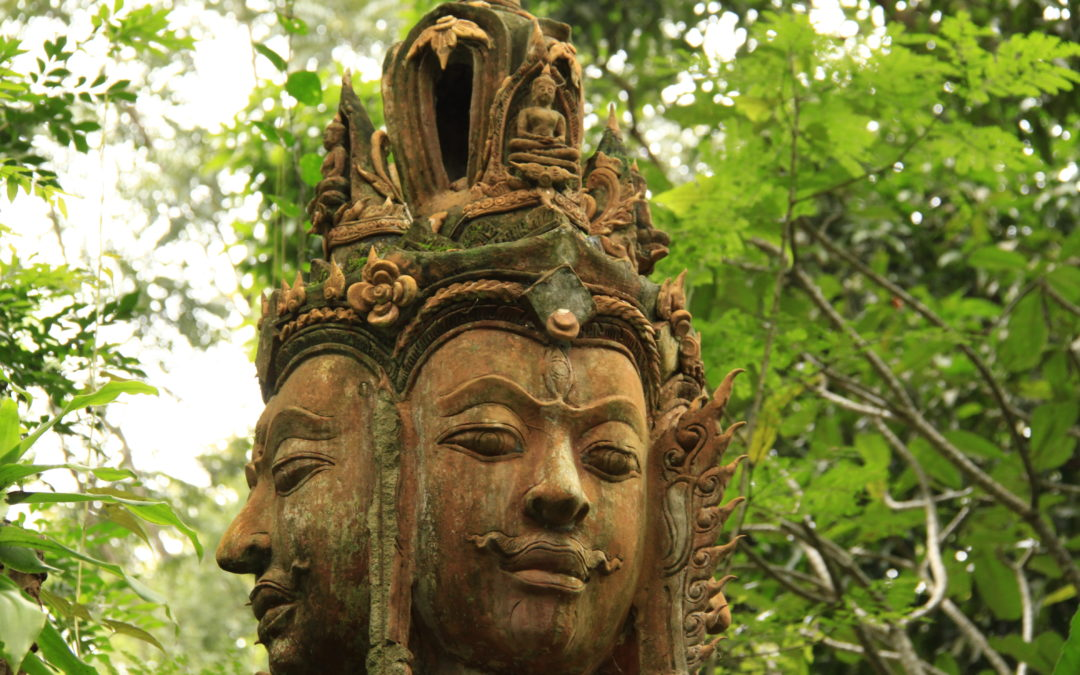 The mysteries of Wat Palad (Thailand)
