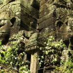 Cycling through the temples of Angkor Wat