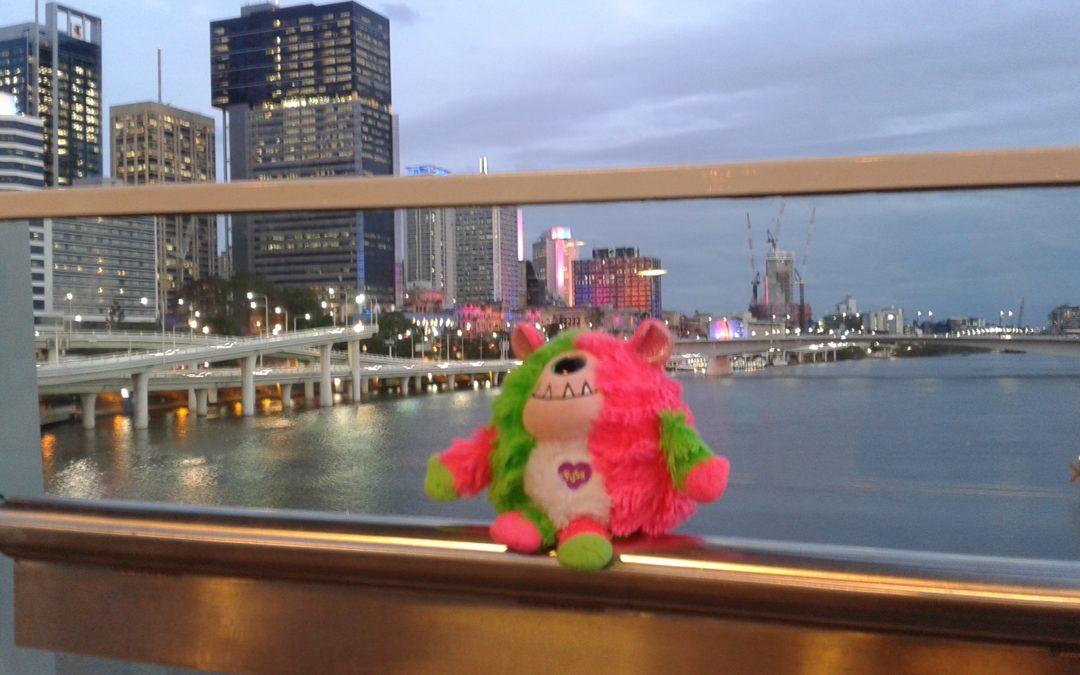 23 Hours In Brisbane