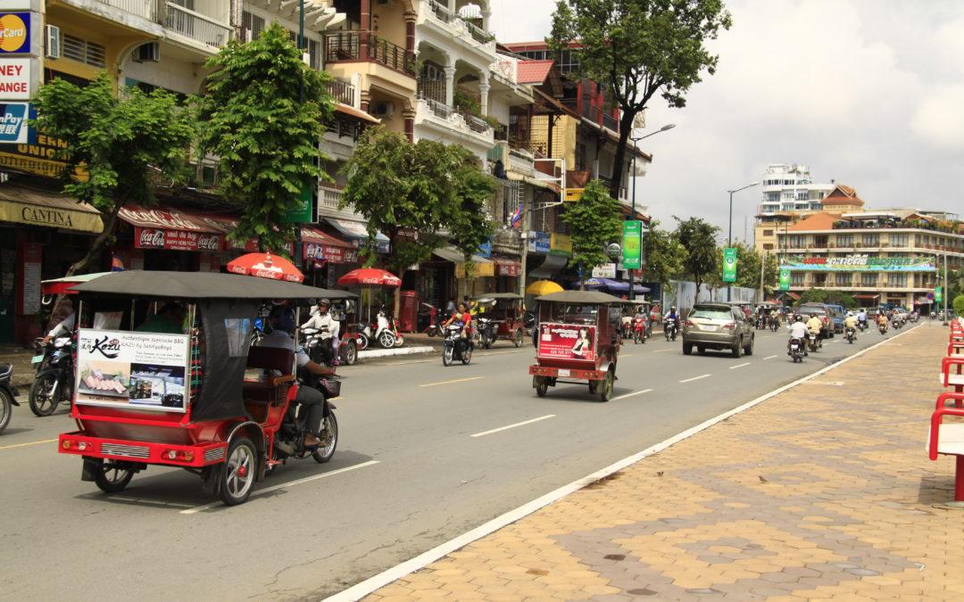 Wandering the Streets of Phnom Penh (Cambodia)