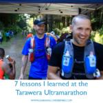 7 lessons I learned at the Tarawera Ultramarathon
