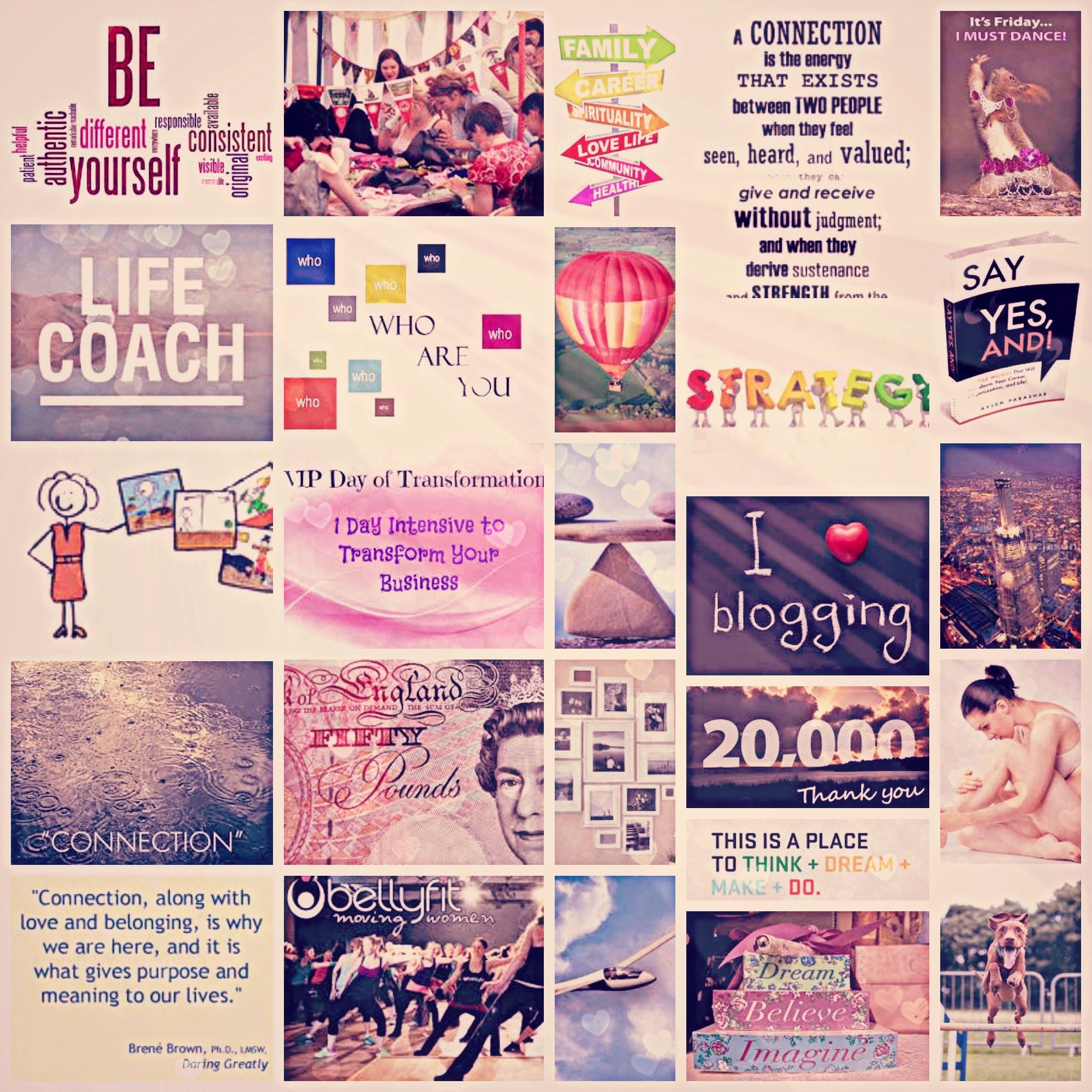 How To Create A Vision Board For The Life You Want |