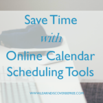 Save Time With Online Calendar Scheduling Tools