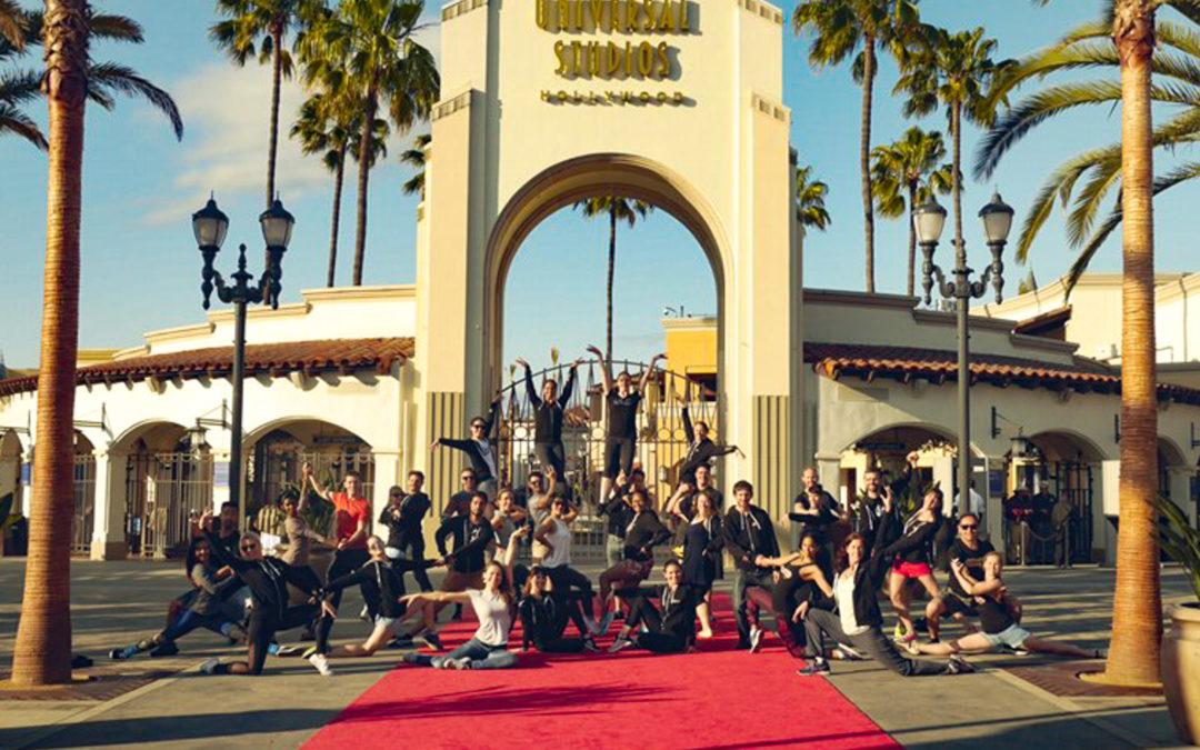 L.A. Adventures . . . at Universal Studios!