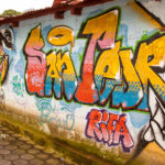 Down my street . . . San Pedro, Lake Atitlan, Guatemala
