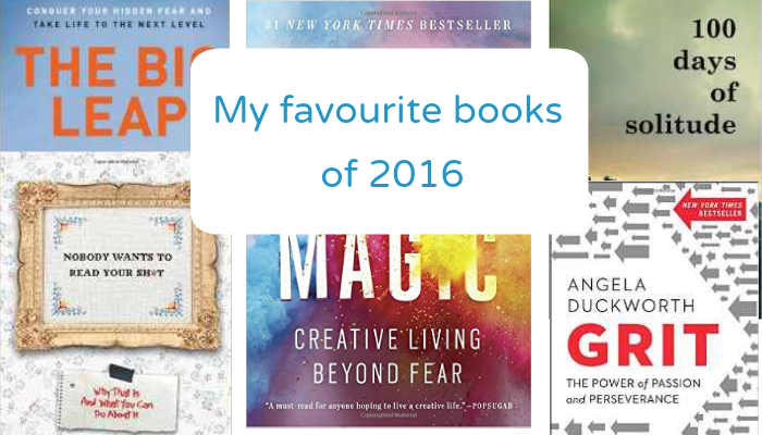 My Recommendations For The Best Books Of 2016