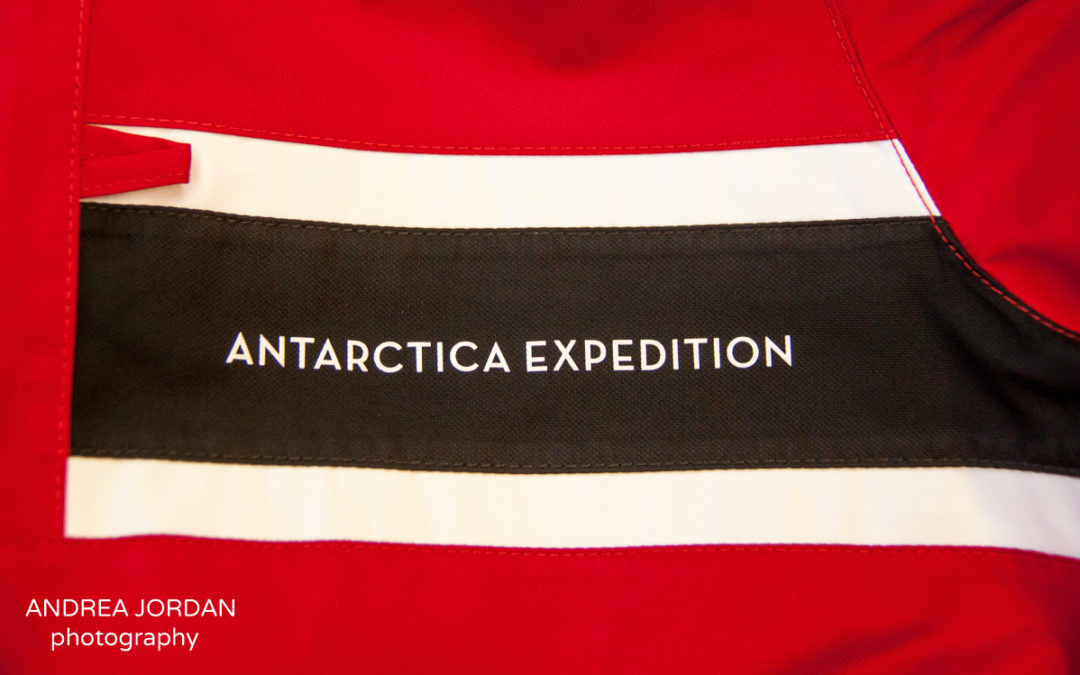 Let The Antarctica Adventures Begin!