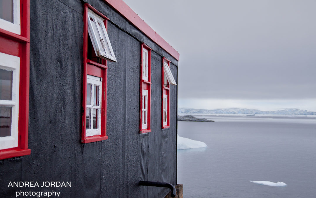 A Little Bit of Britain at Port Lockroy