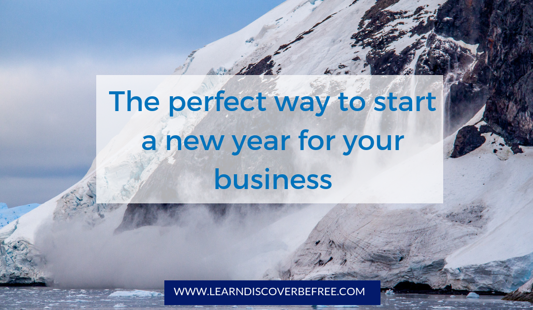 The perfect way to start a new year for your business