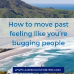 How to move past feeling like you're bugging people with your marketing