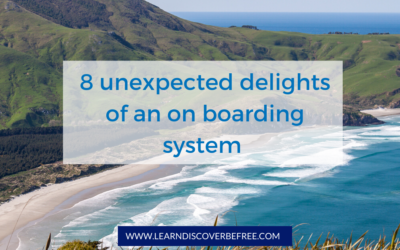 8 unexpected delights of an on boarding system